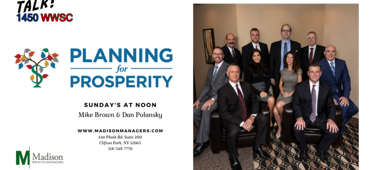 Planning for Prosperity Radio 11/22/2020!